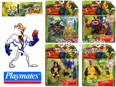 The Toy Box: Earthworm Jim (Playmates Toys)