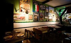 Osteria | tasca italiana na Madragoa