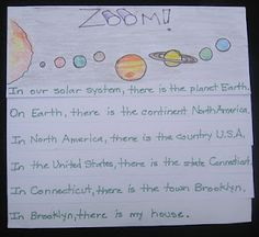 """love this activity for perspective using read aloud """"ZOOM!""""- also cross curricular- Social Stud and Science"""
