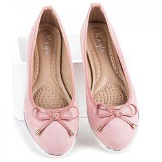 Dámské baleríny Kayla Hetya růžové AKCE – růžová Krásné baleríny se vždy v létě hodí. Pokud nejste zrovna fanynka lodiček, ale zároveň chcete vypadat půvabně, tak právě pro vás jsou vhodné tyto baleríny ze semiše. …