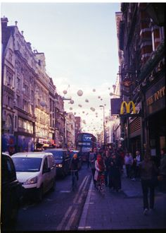 Natalia Kamecka - Lomografia 2014 #lomo #photo #komwiz #oxfordstreet #london