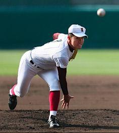 写真ニュース: 立田の力投=高校野球 - BIGLOBEニュース