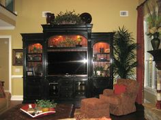 Entertainment Centers Design, Pictures, Remodel, Decor and Ideas - page 23