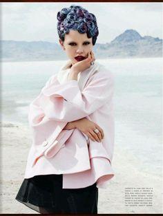 #MiaGoth by #CatlinCronenberg for #VogueItalia September 2013