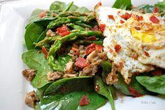 Country Farmhouse Salad via Oh Cake blog