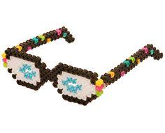 Funny Glasses perler beads - Perler®