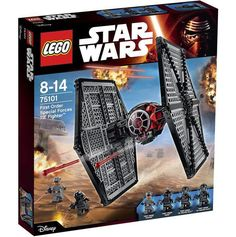 Are These the First Official Images of the Lego Star Wars: The Force Awakens Sets?