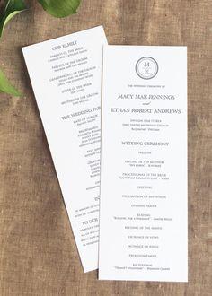 catholic wedding ceremony program template i like the you raise me