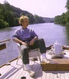 "1991 -- Alan Rickman as Sinclair in ""Close My Eyes. Alan Rickman Always, Alan Rickman Movies, Alan Rickman Severus Snape, Hot British Actors, British Men, Severus Rogue, Charming Man, Ares, Close My Eyes"