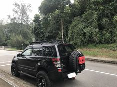 Suzuki Vitara 4x4, Grand Vitara, Fender Flares, Future Car, Cherokee, Cars And Motorcycles, Offroad, Super Cars, How To Look Better