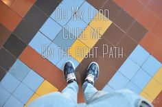 God bless every step I have been through. #shoes #shoesoftheday #shoesofinstagram #sneakers #tiles #tileaddiction #instalove #instalike #quote #instaquote by baktiarsukoco