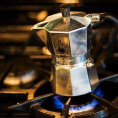 So much nicer then a modern coffeemaker