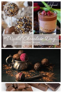 "7th July is observed as World Chocolate Day around the world. Know historic facts about chocolates. Did you know that the Mayans called cocoa, a bitter drink the ""food of the gods."""