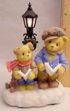 Everything Teddy Bear Catalog Pg 127b: Cherished Teddies Winter Bear Festival