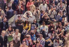 This is an image from the anti-war student uprising at Columbia University, April Photo credit: Larry Fink. Robert Mcnamara, Oral History, Citizenship, Vietnam War, Change The World, Vanity Fair, Photo Credit, Columbia