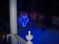first attempt at making a light sculpture inspired by those of Pandora La Casse, Portland Maine Portland Maine, Pandora, Sculpture, Inspired, Christmas, How To Make, Painting, Inspiration, Art