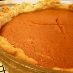 Dairy free pumpkin pie recipe using coconut milk from MD School Mrs