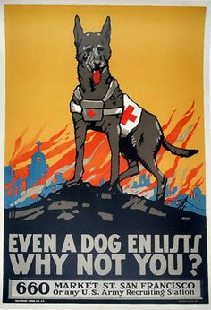 Vintage poster:  www.blackenwolf.com .... Military LED Logo Lights