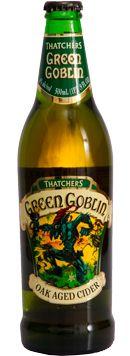 Thatchers Green Goblin 16.9oz