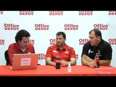 Tony Stewart and Ryan Newman recently answered their fans' questions LIVE from a Dallas-area Office Depot. Check out the exclusive video recap to see what you missed! (Event took place 11/1/2012)