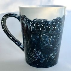 The Dark Trail Coffee Mughttps://www.etsy.com/listing/153114857/the-dark-trail-coffee-mug-forest