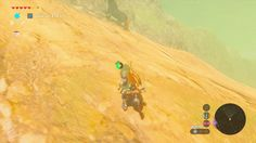 The most threatening creature in Breath of The Wild. http://ift.tt/2lPUjUs