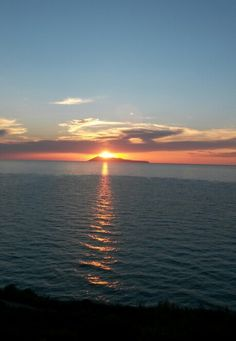 Moment of silence...Corfu Sunset