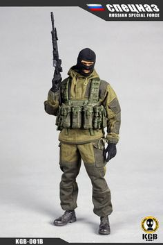 Russian Special Force Sets (Type B)