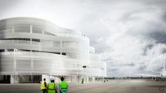 rafael moneo | new airbus headquarters . spain