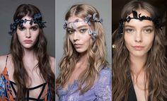 os Achados | Headpiece | Valentino e Atelier Versace