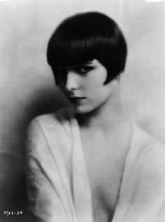 "Louise Brooks: the girl with the first ""it"" hairstyle"