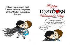 Vin And Elend 2 - Mistborn Valentine