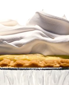 Banana Cream Pie -  add chocolate to the crust and sliced bananas to the hot custard to infuse it with flavor.