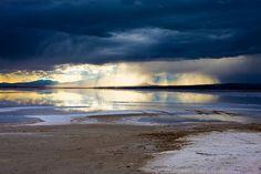 Bonneville Salt Flats - Utah Some of the most interesting terrain I have ever driven through
