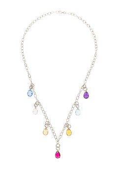 The 7 Chakra Necklace - Balance, Protection & Clear Perception