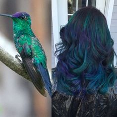 This Galaxy Hair Trend Is Out Of This World!