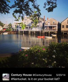Nantucket MA Best island to travel to
