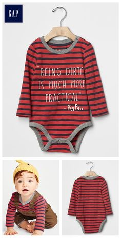 05453c8f9e babyGap + Peanuts® graphic bodysuit - The gangs all here! Catch the limited  time