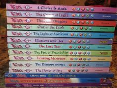 W I T C H Disney Hyperion Lot 14 Books 1 9 11 22 2 Graphic S7 | eBay $32.99