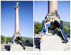 Olivia & Clay : West Point, New York Engagement and Wedding Photographer West Point New York, West Point Wedding, United States Military Academy, Statue Of Liberty, Engagement Photos, Destination Wedding, Wedding Photography, Clay, Future