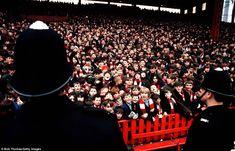 21 fotos incríveis dos antigos estádios ingleses