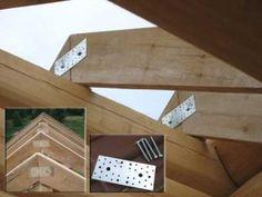 Соединение стропильных ног A Frame House, Attic, Triangle, Construction, Strawberry, Wood, Loft Room, Building, Attic Rooms