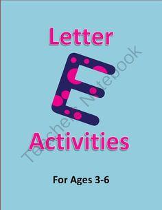 e8dd2d2c3b96deb5651f032958986abd  letter crafts letter e - Osgood Kindergarten Center