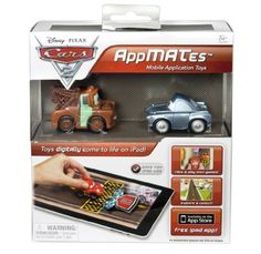 Disney Pixar Cars 2 AppMATes Double Pack for iPad - Mater $10.49