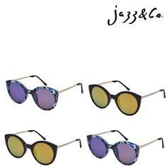 Que tal começar a semana de Jazz & Co. | modelo Julie ?! Entre em contato agora mesmo: (62)8223.6762 | contato@lojajazz.com #Soujazz #sunglasses #eyewear #jazzeco #shades #style #ootd