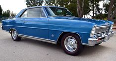 1966 Chevrolet II Nova SS