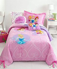 princess 67 pc complete bed set comforter sheets u0026 shams bonus