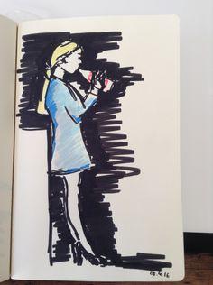 Marion Kropp - Ölmalerei und Zeichnung - München