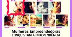 Um conjunto de 8 mulheres extraordinárias que falam das suas vidas e de como deram a volta as suas vidas. Num hangout conduzido e liderado pela Paula Garcia: http://viveavidaquemereces.com/e/bl-mulheres-emp