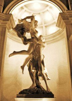 Statue at Caesars Palace, Las Vegas
